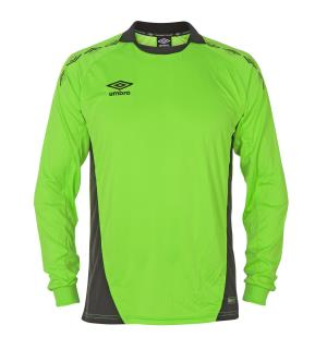 UMBRO UX-1 Keeper jsy jr Neongr 128 Teknisk keepertrøye